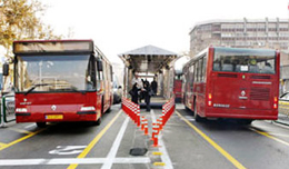 تردد هزار و ۱۰۰ اتوبوس فرسوده در پایتخت