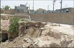 تخریب بخشی از بافت تاریخی شیراز در هفتهی میراث فرهنگی