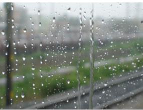 بارش پراکنده باران در تهران
