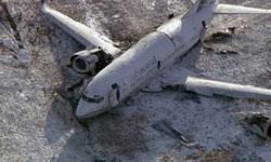 سقوط هواپیما در مرکز روسیه
