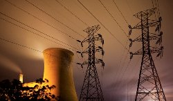 راهاندازی خط برق ۴۰۰ کیلوولت شهید هاشمی خوزستان به زودی