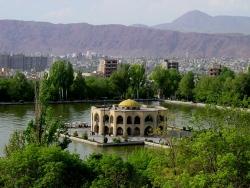 تاریخ زلزله های بزرگ شهر تبریز