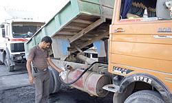 بهره برداری از پارکینگ خودروهای سنگین در بجنورد