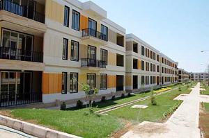 افتتاح۲۰۰ واحد مسکن مهر در ساوه