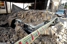 کمک ۴ میلیارد تومانی شهرداری تهران به مردم زلزلهزده آذربایجانشرقی