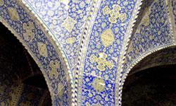بناهای تاریخی اصفهان بی نظیر است