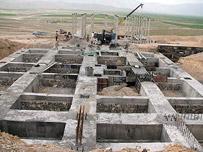 ۲۳۷۰ خانه روستایی در ارسباران پی کنی شده است