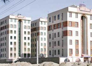 پروژه ۳۴۰ واحدی مسکن مهر در بندر گناوه افتتاح شد