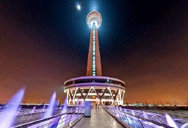 برگزاری مسابقه طراحی سردر برج میلاد تهران