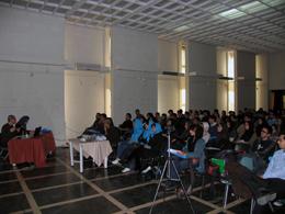 برگزاری دوره آموزشی مصالح ساختمانی