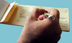جریمههای سنگین برای چک برگشتی