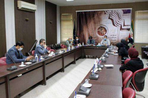 اولین نشست هماندیشی با موضوع «جایزه ادبی مشهد» برگزار شد