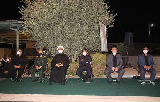 يادواره شهداي گمنام، سرداران و شهدای شهرستان مهریز