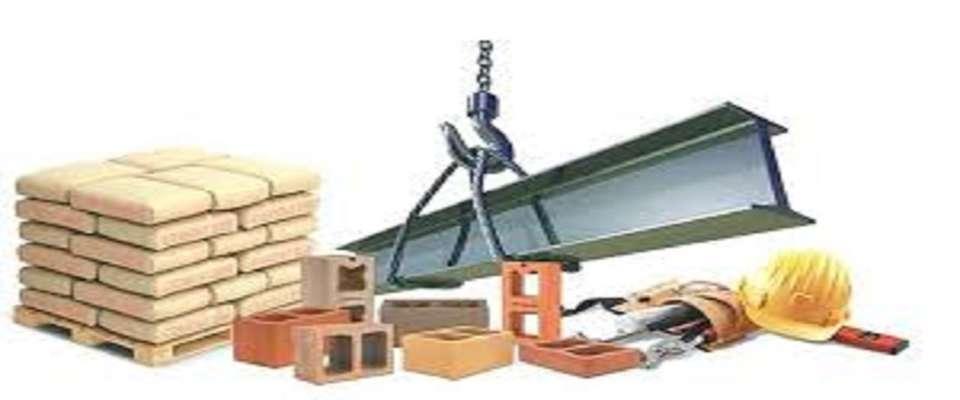 قیمت انواع مصالح ساختمانی در ۱۴ شهریور