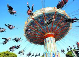 دومین نمایشگاه بینالمللی شهربازی و پارکها برگزار میشود