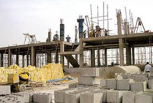 قیمت مصالح ساختمانی ، عامل کندی در ساخت و ساز