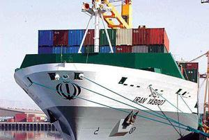 دریافت تعرفه بنادر از کشتیرانیها با دلار