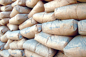 هدر رفتن ۳۰ درصد سیمان مصرفی در ساخت و سازها