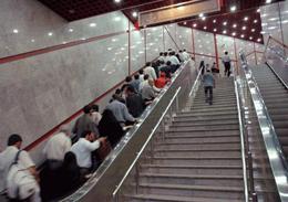 بهره برداری از ایستگاه مترو میدان ولیعصر (عج) و فاطمی تا پایان سال