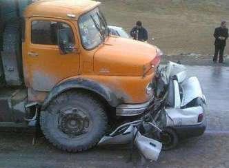 ضرر روزانه ۳۲ میلیارد تومانی تصادفات جادهای