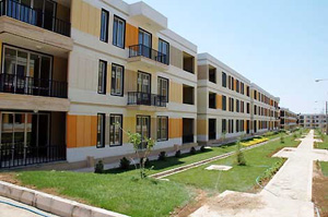 بیش از ۲۰۰۰ واحد «مسکن مهر» دهلران، در حال ساخت است