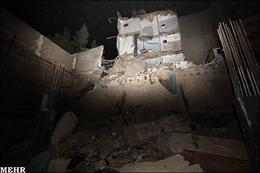 گودبرداری باعث حرکت زمین در تهران شد