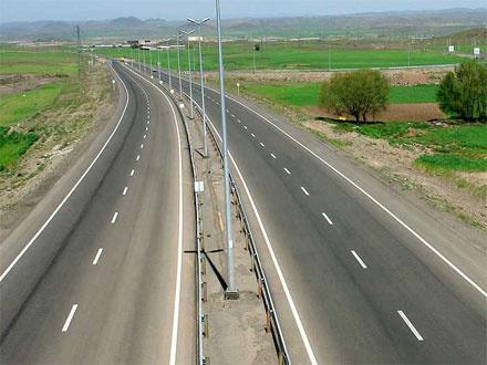 قطعه یک آزادراه تهران - شمال ۳۰ ماه دیگر افتتاح میشود