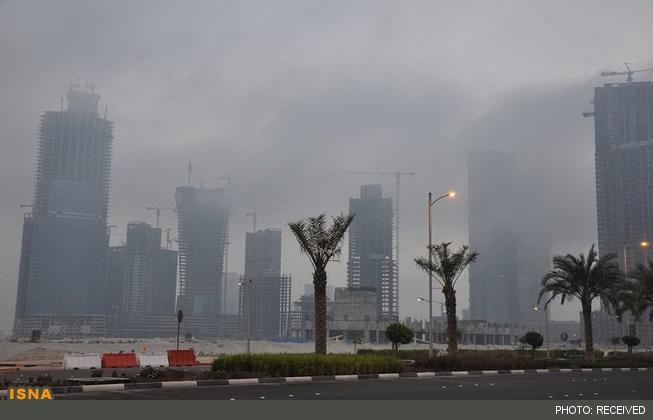 دوبی یک هفته سبز میشود!