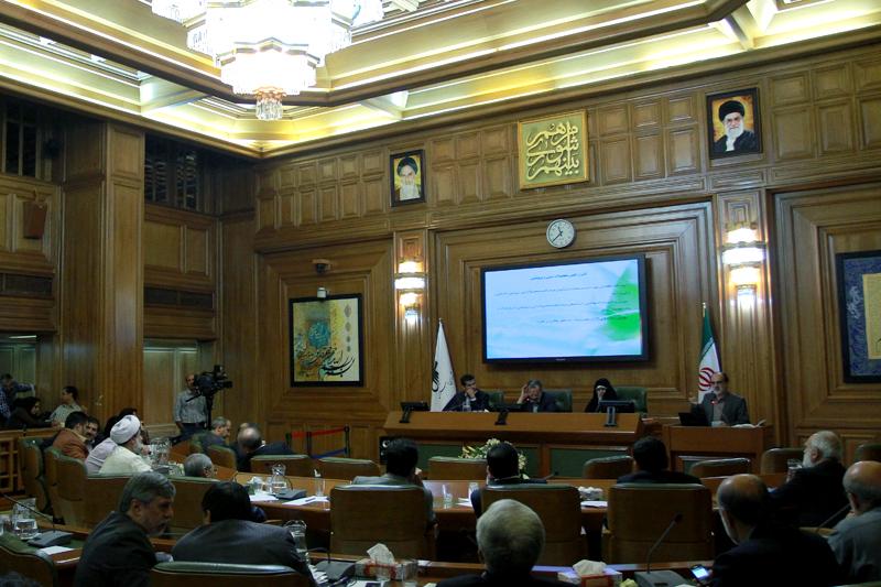 تذکر شورا درباره تخلفهای شهرسازی منطقه یک