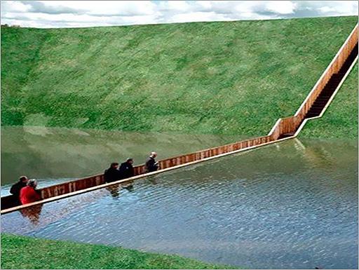 پل چوبی موسی