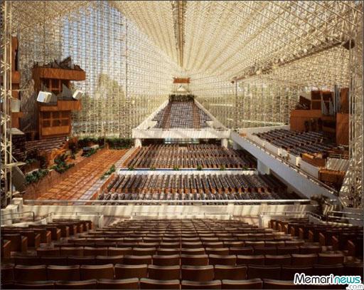 نور در اماکن مقدس معاصر