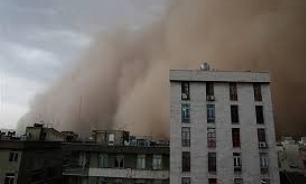 شهروندان در پی احتمال بروز طوفان با ۱۲۱ تماس بگیرند