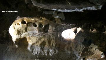 تصاویری از غار کتله خور