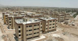واحدهای مسکونی شهرهای جدید رامین تکمیل می شود