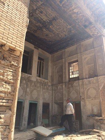 عکسهایی از یک فاجعهی تاریخی در شیراز