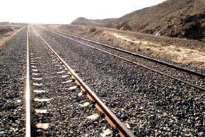 خط راهآهن ترانزیتی شرق دریای خزر افتتاح شد