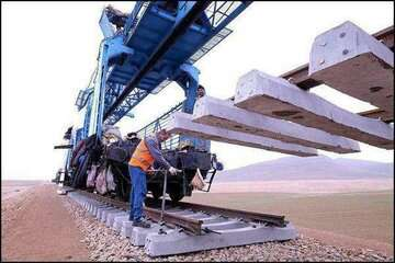 ۴۶ کیلومتر از خط آهن بافق به زرند و کرمان بازسازی میشود