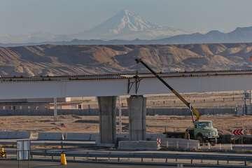 تکمیل ۵۰۰ کیلومتر پروژه آزادراهی تا پایان دولت دوازدهم