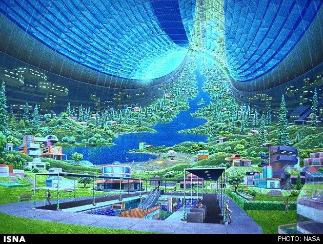 خانههای مصنوعی فضایی به واقعیت تبدیل میشوند