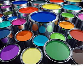 خودکفایی رنگی و صادرات کمرنگ!