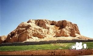 کاخ به جا مانده دوران اشکانی از پلانهای برتر معماری باستانی دنیا