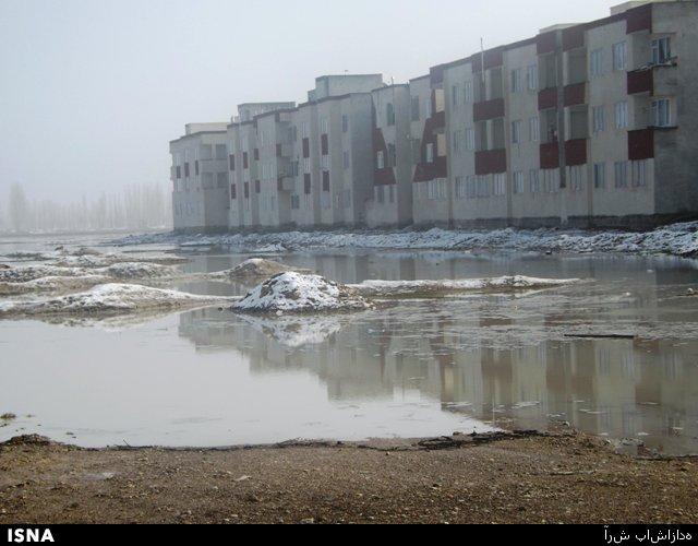 در احداث مسکن مهر زیرساختها دیده نشد
