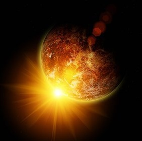 رخداد آخرین خورشید گرفتگی سال ۹۳ در ۲۹ اسفند/بهترین شهرها برای رصد کسوف در ایران