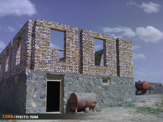 بازسازی ۵۸۰۰ واحد مسکن روستایی در لرستان
