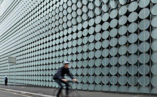 گلهای هوشمند عضو جدید نمای بیرونی ساختمانها