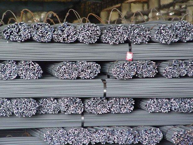 رسوب آهن و فولاد در انبارها