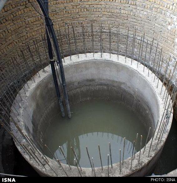 نصب کنتورهای هوشمند بر روی چاههای آب کشاورزی