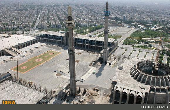 مصلی تهران را دولت میسازد
