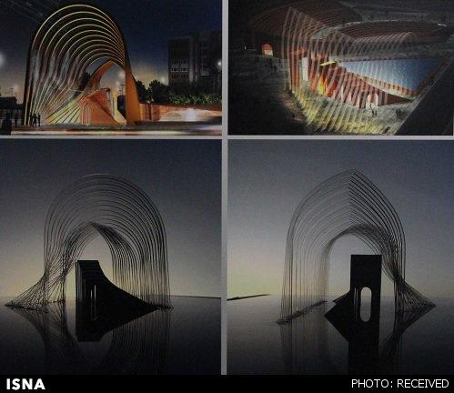 رقابت معماران برجسته کشور در مسابقه طراحی سردر دانشگاه شریف
