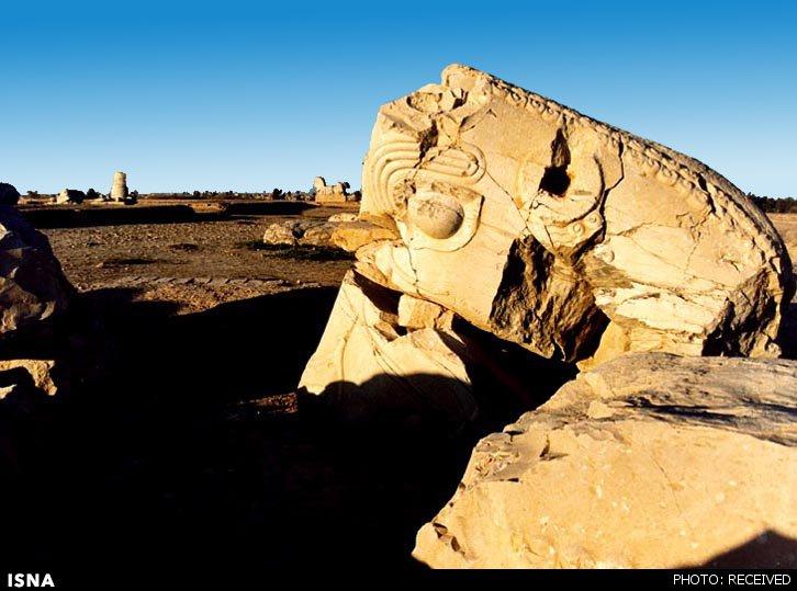 ساختوساز غیرمجاز در محوطه باستانی شوش
